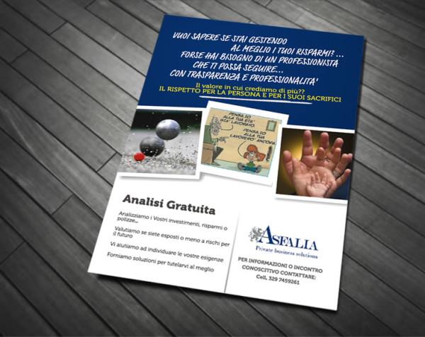 Modelli ed esempi volantini pubblicitari volantinoclick for Volantino bricofer marsala